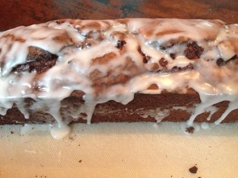 Chocolade Rode Bieten Cake 1