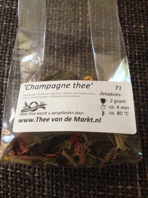 Thee van de markt 5
