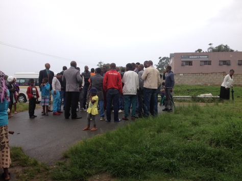 Vrijwilligerswerk Zuid Afrika - Volunteer South Africa - De kerk 1