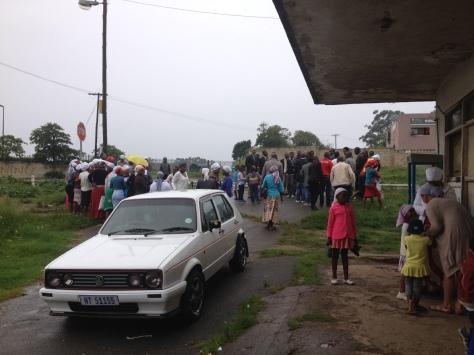 Vrijwilligerswerk Zuid Afrika - Volunteer South Africa - De kerk 3