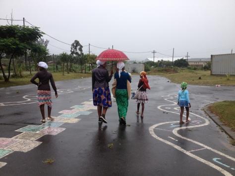 Vrijwilligerswerk Zuid Afrika - Volunteer South Africa - De kerk