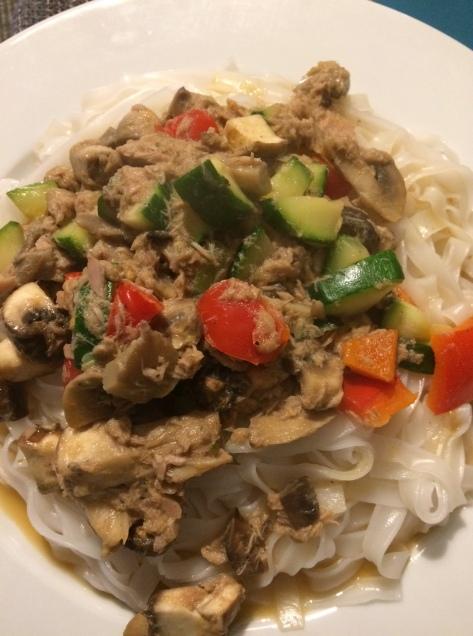 week-2-champignon-pasta-zonder-gluten