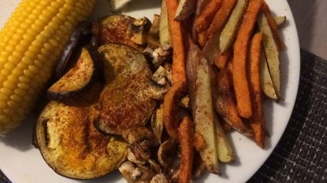 vegan-geroosterde-groente
